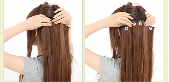 Ютуб мастер класс по снятие наращивание волос с фото #5